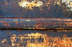 metal zardzewiała konsystencja Zdjęcie Stock