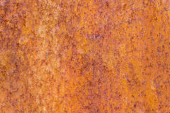 Metal Zrudziała tekstura lub Ośniedziały metal Fotografia Stock