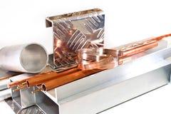 Metalen Royalty-vrije Stock Afbeeldingen