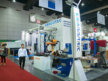 Metalex 2014,the pride of asean,thailand Royalty Free Stock Images
