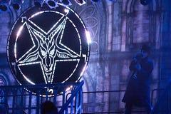 Metalfest的Diamond国王2013年 图库摄影