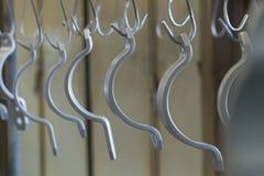 Metali żelaza po farby zdjęcie stock
