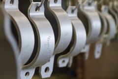 Metali żelaza po farby obraz stock