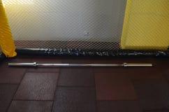 Metali ciężary w gym Antalya indyku Zdjęcie Royalty Free