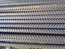 Metali dopasowania dla zbrojonego betonu Obrazy Royalty Free