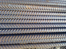 Metali dopasowania dla zbrojonego betonu Zdjęcia Stock