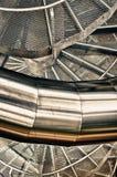 Metali kroki Obraz Stock