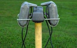 Metali mówcy Fotografia Stock