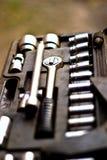 metali narzędzia Obrazy Stock