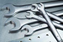 metali narzędzia Obrazy Royalty Free