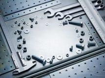 Metali narzędzia Zdjęcia Stock