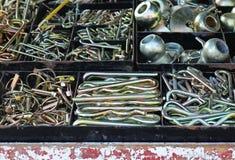 Metali narzędzia Fotografia Royalty Free