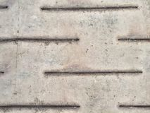 Metali podłogowi talerze dla tła zdjęcie royalty free