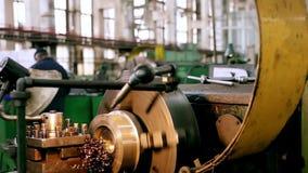Metali produktów przerobowa fabryka zbiory wideo