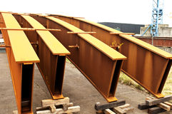 Metali łuki Obraz Stock