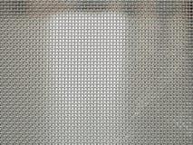 Metalic grid texture pattern background Stock Photo