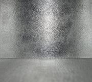 Metalic room. Metalic walls of a room Royalty Free Stock Photo