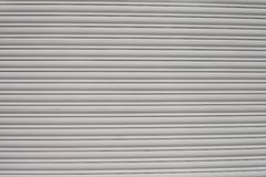 Metalic shutter. Stock Photo