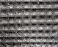 Metalisolierungsfolie Stockfoto