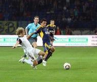 metalist αγώνων ποδοσφαίρου εν&alp Στοκ Εικόνες
