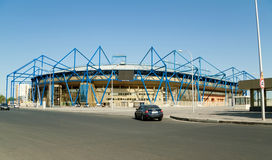 Metalist Kharkiv Stadium Royalty Free Stock Photography