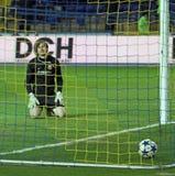 Metalist  vs Metalurh soccer match Stock Photo