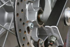 Metall über Metall Lizenzfreies Stockfoto