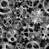 Metall übersetzt Muster Lizenzfreie Stockbilder