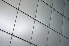 metall τοίχος Στοκ εικόνα με δικαίωμα ελεύθερης χρήσης