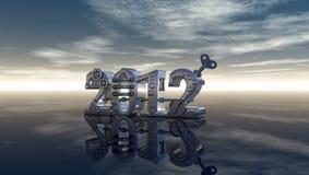 Metall 2012 Lizenzfreie Stockfotos