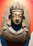 Metall Art Central India lizenzfreies stockbild