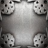 Metall background Royalty Free Stock Images