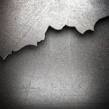 Metall background. Made in 3D Stock Images