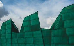 Metall-Berge Stockfotografie