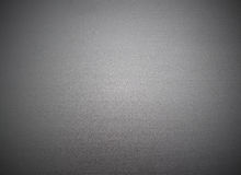 Metall borstad skinande yttersida för textur Arkivfoto