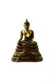 Metall-Buddha-Statue Stockfotos