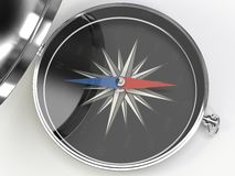 Metall compass Stock Images