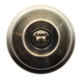 Metall door handle. Stock Image