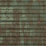 metall framförde rostig yttersida Arkivbilder