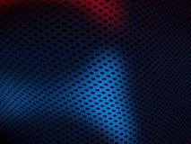 Metall grid texture background. stock illustration