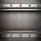 Metall Hintergrund lizenzfreies stockbild