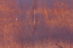 Metall korroderad textur royaltyfri bild