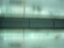 Metall leitet Sonderkommando und Rasterfeld lizenzfreie stockfotografie