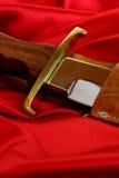 Metall Messer Lizenzfreie Stockbilder