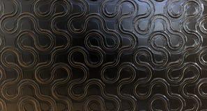 METALL MIT GOLDbeschaffenheit Stockbilder