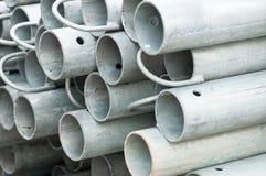 Metall Pole stockfotos