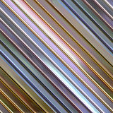 Metall Polen Lizenzfreies Stockfoto