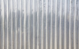 Metall profilerat ark royaltyfri fotografi
