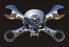 Metall Roger allegro di vettore Immagini Stock Libere da Diritti