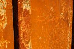 metall rostade Arkivbild